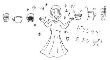 花粉症に効く飲み物