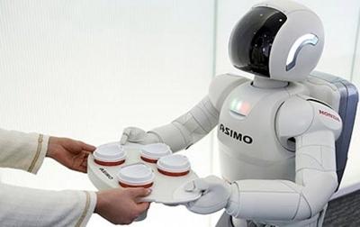 自動ロボットASIMO