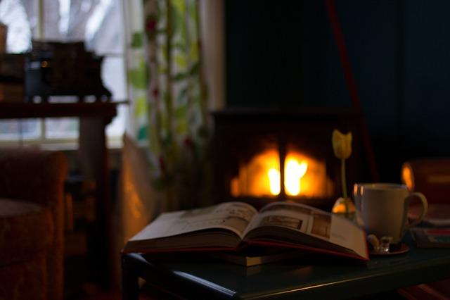 ウォームビズでも暖かい部屋