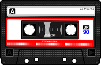 カセットテープ