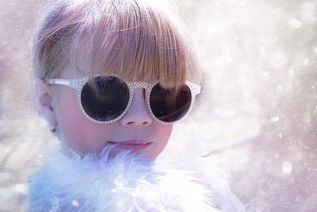 子どもメガネ