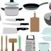 ステンレス、ホーロー、アルミ、テフロン、鉄、土鍋…たくさんある鍋の種類。なにが違うの?お手入れの仕方は?